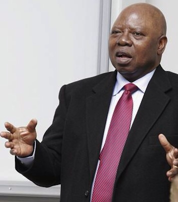 Prof Olatunji Dare