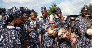 yorubas of South West