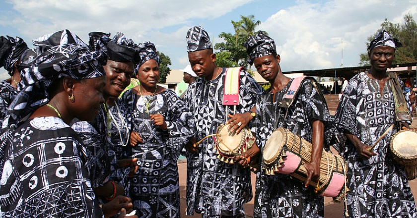 yorubas of South West