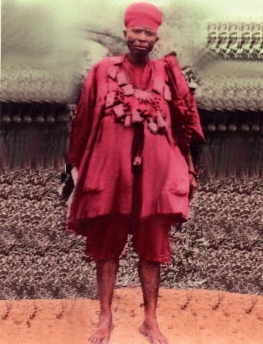 yoruba warrior 2