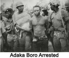 Boro Arrested